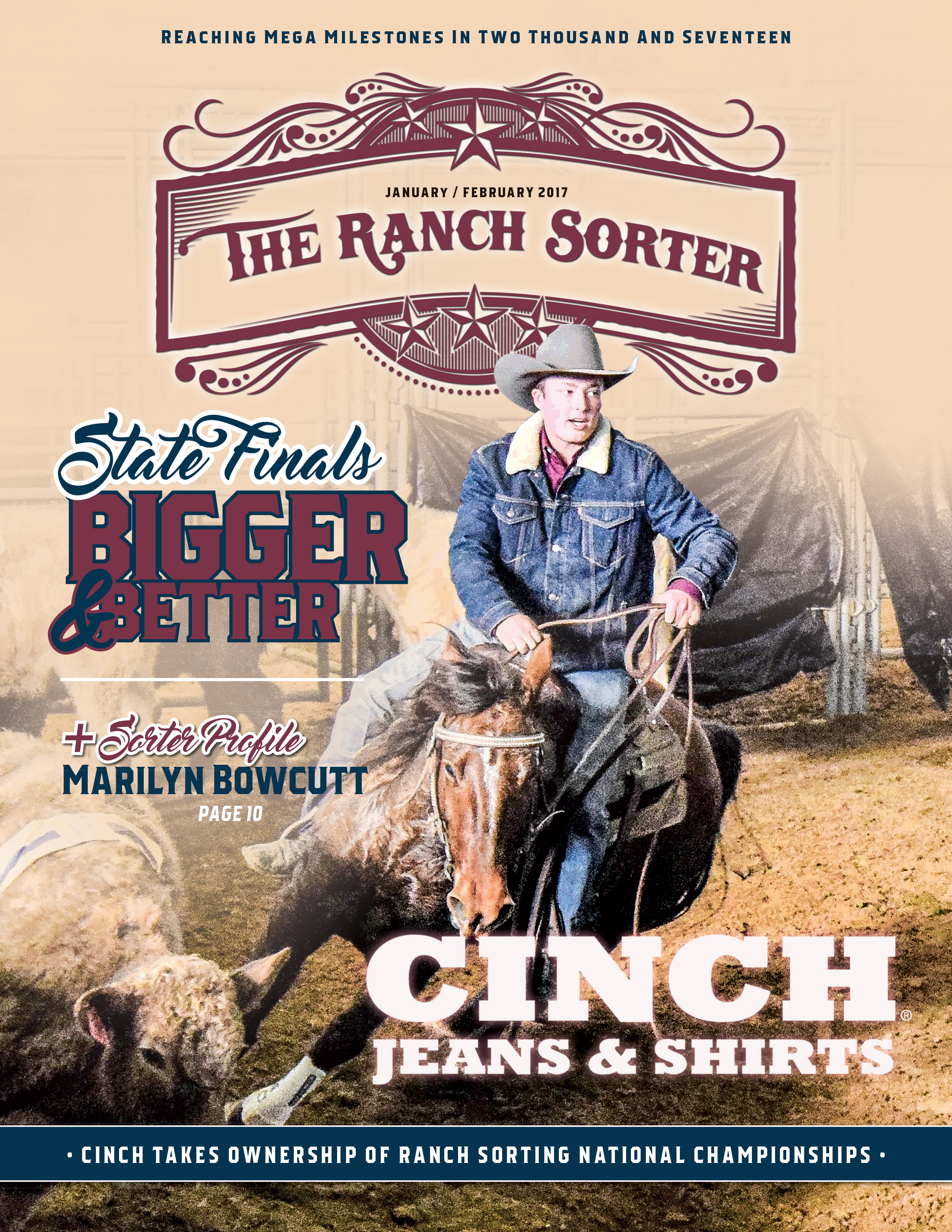 Ranch Sorting Magazine Coming Soon